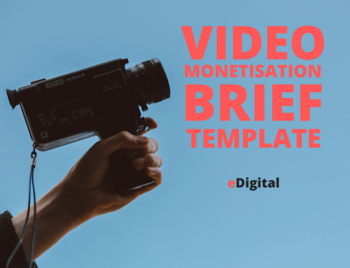 VIDEO MARKETING MONETISATION – BRIEF DOCUMENT TEMPLATE
