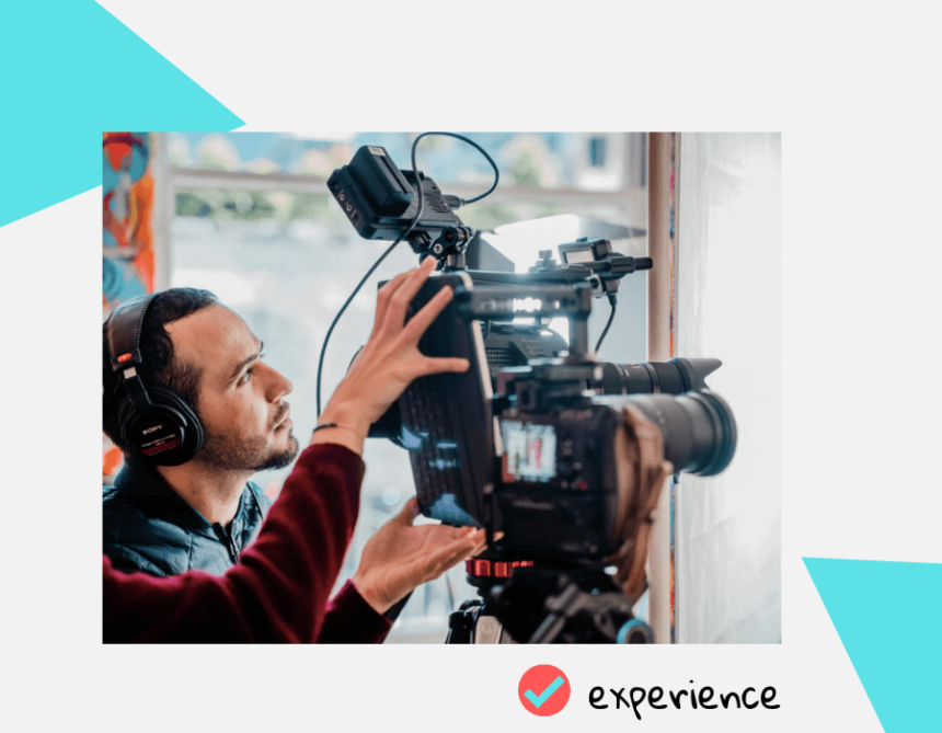 video producer experience