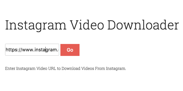 w3toys instagram video downloader