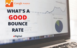 what is a good bounce rate google analytics