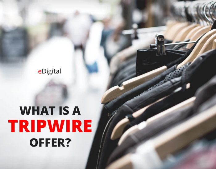 what is a tripwire offer