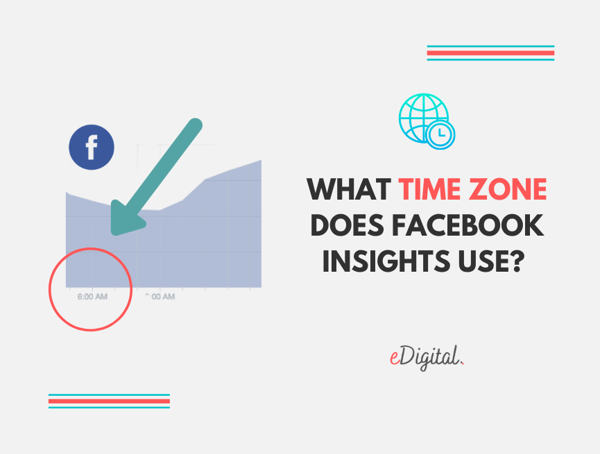 what time zone does facebook insights use